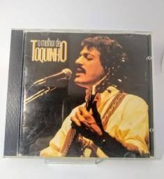 CD O melhor de Toquinho 1989 Philips Polygram Original