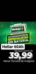 Bateria Heliar Anápolis - Menor Parcela da Cidade !