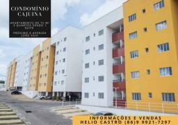Condomínio Cajuína - Próximo a João 23