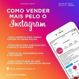 Curso como vender mais pelo Instagram