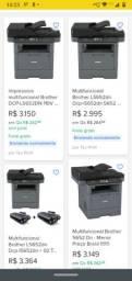 Impressora BROTHER DCP-L5652DN