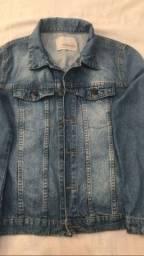 Jaqueta jeans 12 anos -Novinha