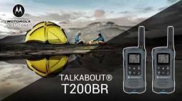 Radio Motorola Talkabout T200br