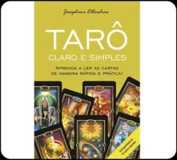 Livro Tarô Claro e Simples: Aprenda A Ler As Cartas De Maneira Rápida E Prática!