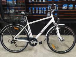 Bicicleta elétrica Wayel E-town - Branco fosco