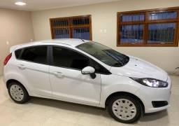 Fiesta 1.6 SE Hatch 16V Flex 2017 - Automático