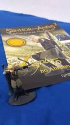 Senhor Dos Anéis Miniaturas Metálicas - Edição 02 - Legolas