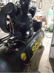 Compressor 60 pés MSW60FORT 425 Litros