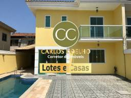 G3 cód 659 Aluga-se Duplex no Bairro Ogiva em Cabo Frio, com Piscina e Área Gourmet