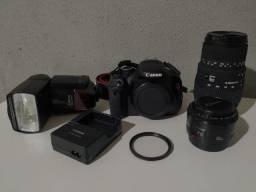 Camera Canon T3i + Kit