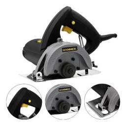 Serra Mármore Hammer Sm1100 13000 Rpm 1100w 220v