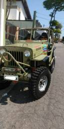Jeep Willys 1954 Diferenciado