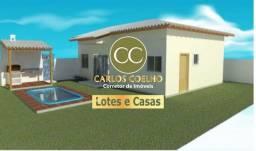 V.c 548 Casas no Condomínio Vivamar em Unamar - Tamoios - Cabo Frio/RJ