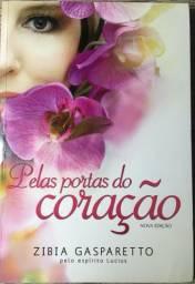 Livro Pelas Portas Do Coração - Zibia Gasparetto Nova Edição