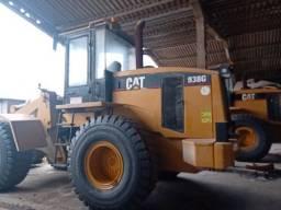 Pá Carregadeira Caterpillar 938 G Série 2