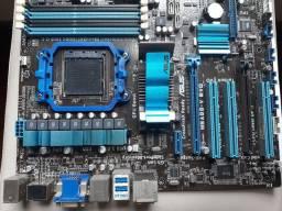 Placa-mãe motherboard ASUS M5A88-V EVO turbo