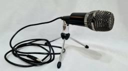 Microfone Condensador USB Fifine K668