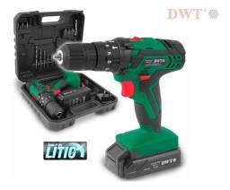 Parafusadeira Furadeira Bateria 12v Pfd012 C/kit Dwt