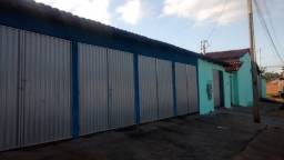 Imóvel de Renda em Senador Canedo com lote de 763 m² com 9 barracões alugados