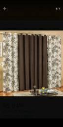 Vendo cortina tamanho 3,00 por 2,50