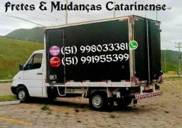 Fretes-Mudanças Catarinense