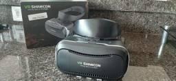 Óculos Realidade Virtual 3d Shinecon 10.0