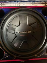 Vendo subwoofer 12 polegadas Pioneer 311 R$ 280,00 uni