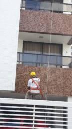 Lavagem de fachadas