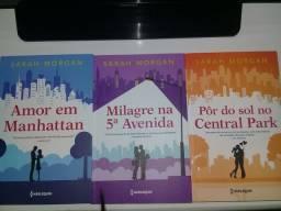 Livros da série Para Nova York, com amor