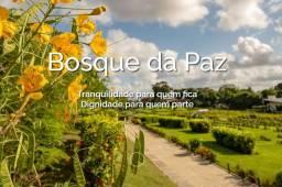 Jazigo Duplo - Cemitério Bosque da Paz