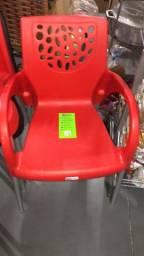 Cadeira com encosto