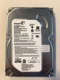 Hd 3.5 Desktop's Seagate Barracuda 500gb Usado