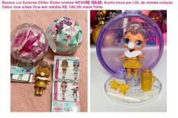 Boneca LOL original nova! Coleção Glitter Globe