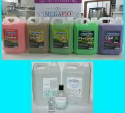 Alcool em gel .Alcool liquido e produtos de limpeza