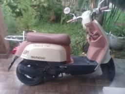 Moto shinerai só 50 cc
