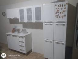 Completo armário para cozinha