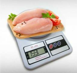 Título do anúncio: Balança de Cozinha Digital Alta Precisão 10Kg  - Pilhas Inclusas (Pronta Entrega)