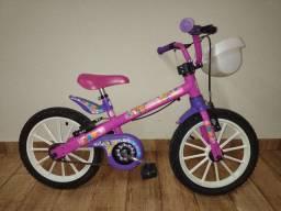 Bicicleta aro 16 - Princesas - Disney