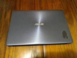 Asus I7 7th SSD 240gb 8gb Nvidia Geforce 930mx