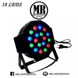 Canhao de luz Refletor 36leds/ 18leds/ 12leds para iluminar suas festas (entregamos)