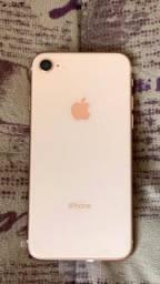 iPhone 8 rose 64 gigas