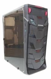 Gabinete (Novo) MCA-Taurusbk Mymax ATX