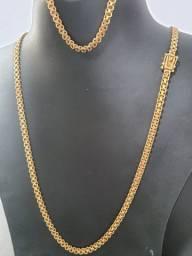 fábrica de joias em moeda antiga 100%