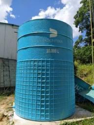 Caixa D'água 20.000 litros reforçada