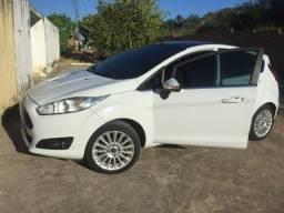 New Fiesta Titanium 1.6