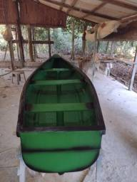 Título do anúncio: Canoa de fibra