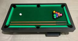 Jogo de bilhar infantil sinuka Snooker de luxo