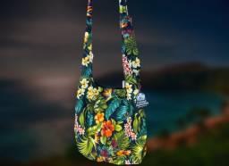 Bolsa LINDA importada Island Impressions Hawaii (Aceito Trocas)