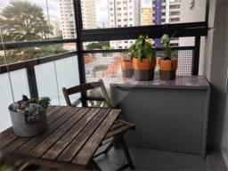 Apartamento à venda com 1 dormitórios em Pompéia, São paulo cod:353-IM383580