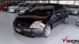 SENTRA 2007/2008 2.0 S 16V GASOLINA 4P AUTOMÁTICO